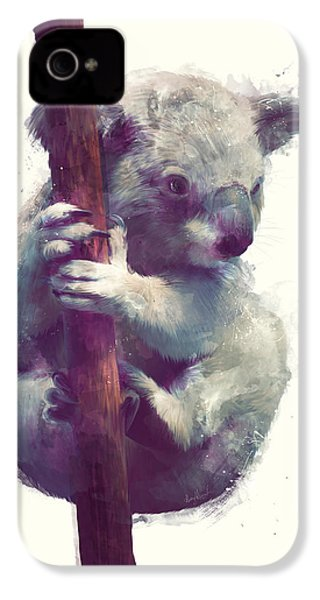 Koala IPhone 4s Case by Amy Hamilton