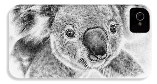 Koala Newport Bridge Gloria IPhone 4s Case by Remrov