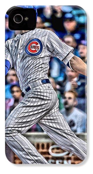 Kris Bryant Chicago Cubs IPhone 4s Case
