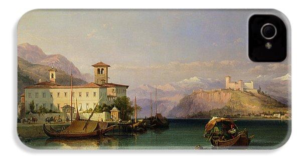 Lake Maggiore IPhone 4s Case
