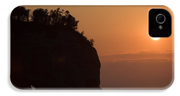 Lake Superior Sunset IPhone 4s Case by Sebastian Musial