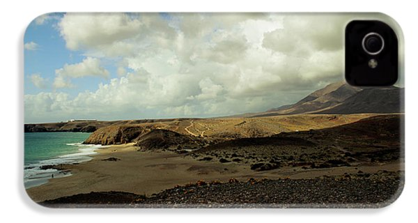 Lanzarote IPhone 4s Case by Cambion Art