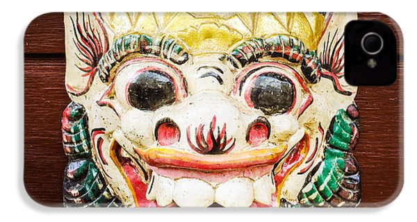 Laughing Mask IPhone 4s Case