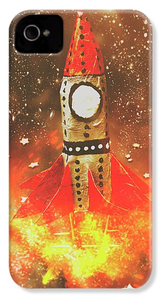 Launch Of Early Learning IPhone 4s Case by Jorgo Photography - Wall Art Gallery