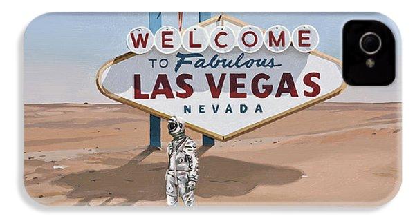 Leaving Las Vegas IPhone 4s Case by Scott Listfield