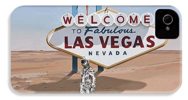 Leaving Las Vegas IPhone 4s Case