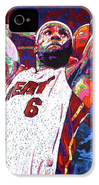 Lebron Dunk IPhone 4s Case