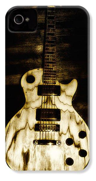 Les Paul Guitar IPhone 4s Case