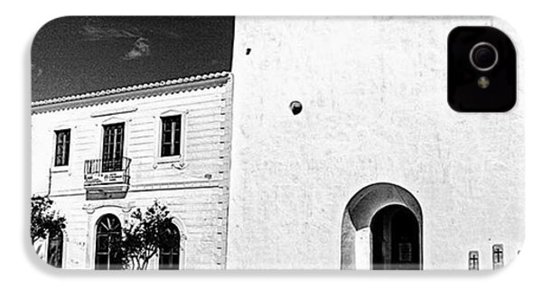 Fortified Church, Formentera IPhone 4s Case by John Edwards