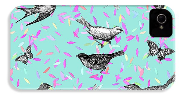Let It Fly IPhone 4s Case by Gloria Sanchez