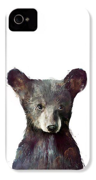Little Bear IPhone 4s Case by Amy Hamilton