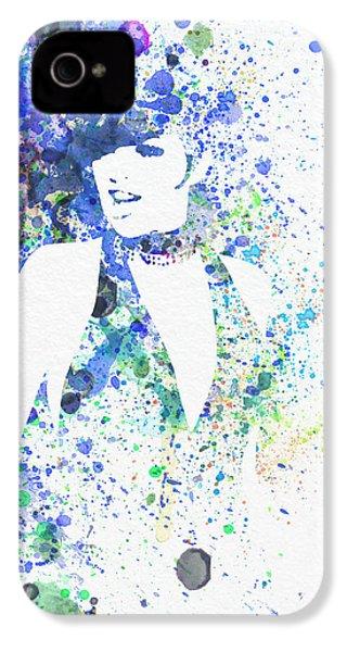 Liza Minnelli Cabaret IPhone 4s Case by Naxart Studio