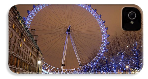 IPhone 4s Case featuring the photograph Big Wheel by David Chandler