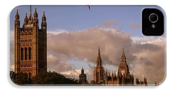 #london #parliamenthouse #westminster IPhone 4s Case by Ozan Goren