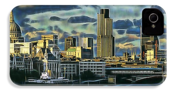 London Skyline Collection IPhone 4s Case