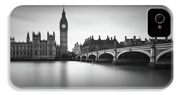 London, Westminster Bridge IPhone 4s Case by Ivo Kerssemakers