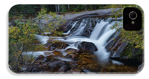 Lower Copeland Falls IPhone 4s Case by Gary Lengyel