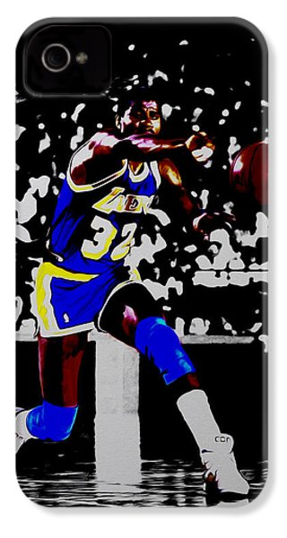 Magic Johnson Bounce Pass IPhone 4s Case