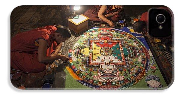 Making Of Mandala IPhone 4s Case by Hitendra SINKAR