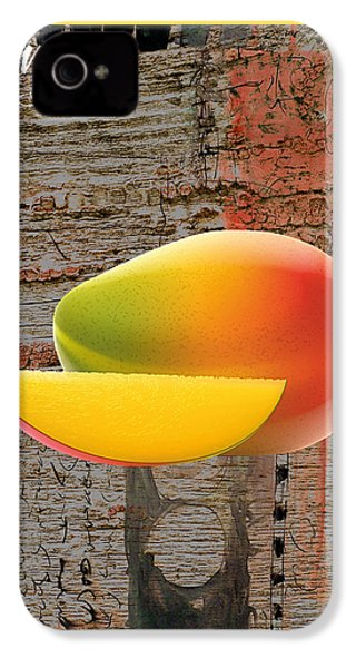 Mango Collection IPhone 4s Case by Marvin Blaine