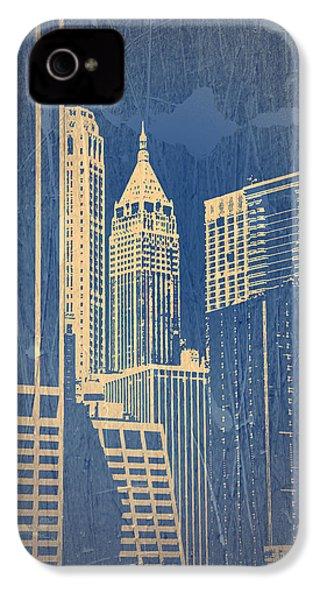 Manhattan 1 IPhone 4s Case