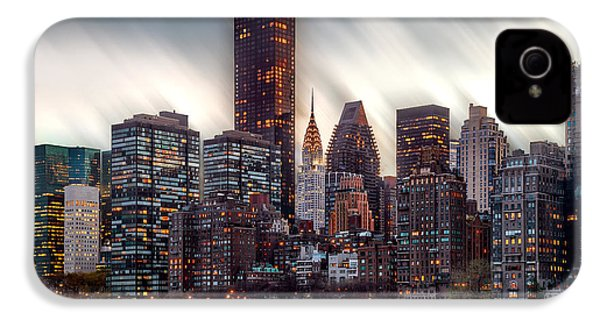 Manhattan Daze IPhone 4s Case