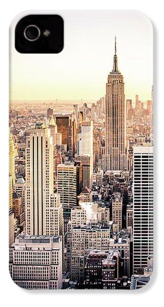 Manhattan IPhone 4s Case by Michael Weber