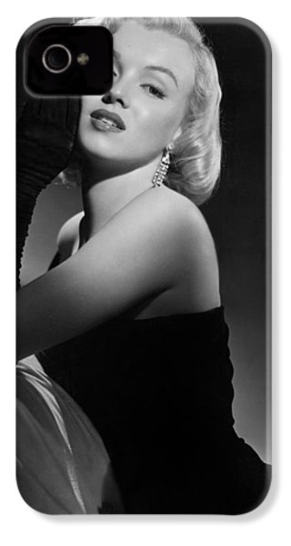 Marilyn Monroe IPhone 4s Case