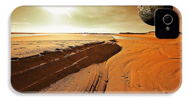 Mars IPhone 4s Case by Dapixara Art