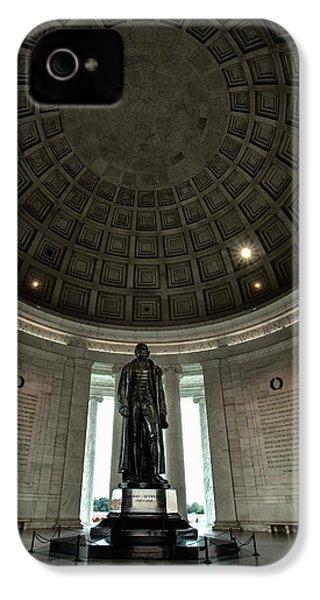 Memorial To Thomas Jefferson IPhone 4s Case