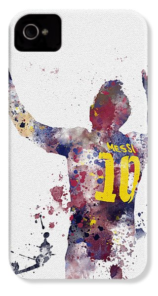 Messi IPhone 4s Case