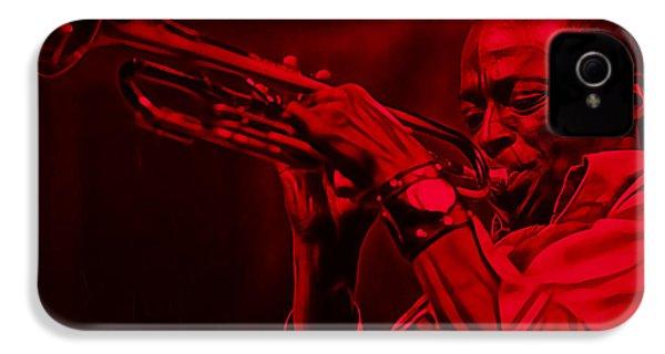 Miles Davis Collection IPhone 4s Case