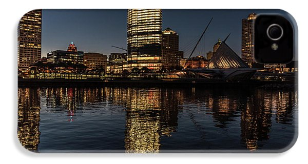 Milwaukee Reflections IPhone 4s Case