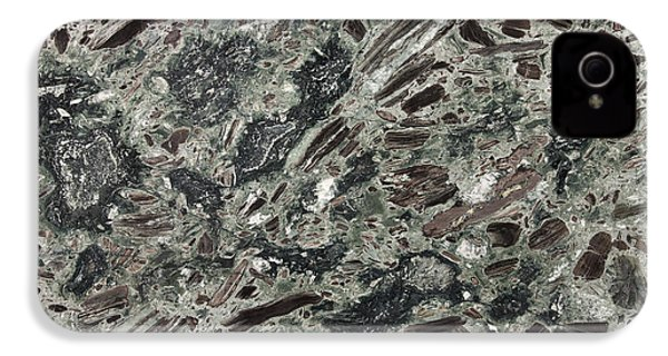 Mobkai Granite IPhone 4s Case by Anthony Totah