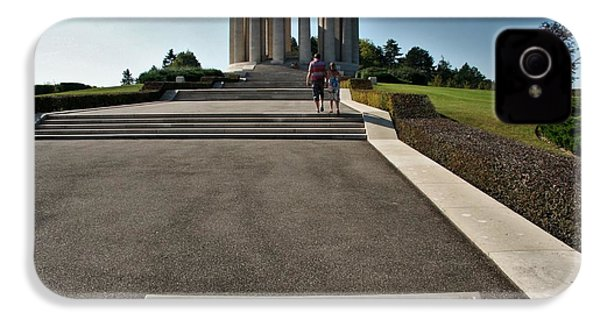 Montsec American Monument IPhone 4s Case