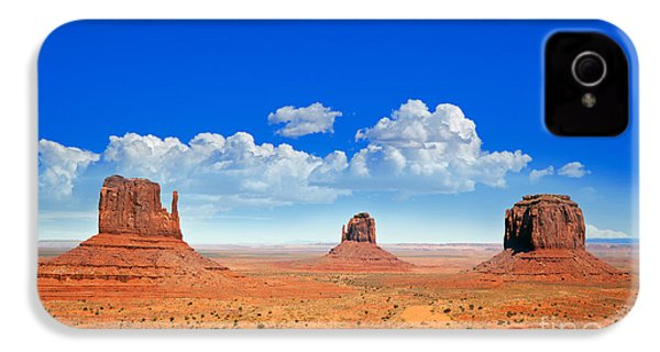 Monument Vally Buttes IPhone 4s Case