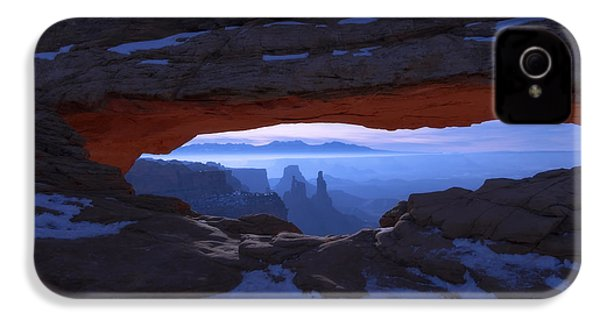 Moonlit Mesa IPhone 4s Case