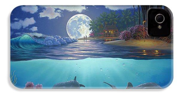 Moonlit Sanctuary IPhone 4s Case by Al Hogue
