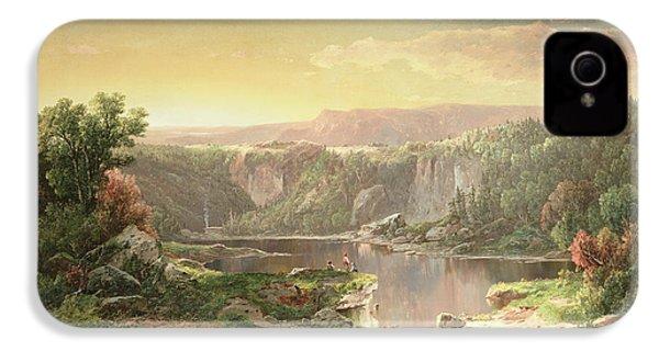 Mountain Lake Near Piedmont IPhone 4s Case