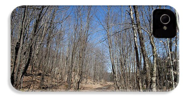 IPhone 4s Case featuring the photograph Mud Season In The Adirondacks by David Patterson