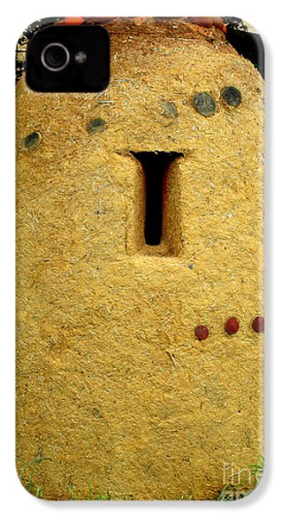 National Museum Of The American Indian 4 IPhone 4s Case by Randall Weidner
