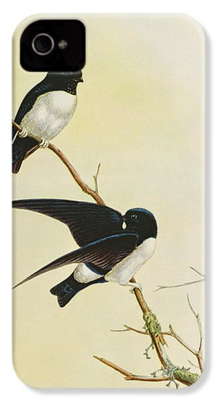 Nepal House Martin IPhone 4s Case