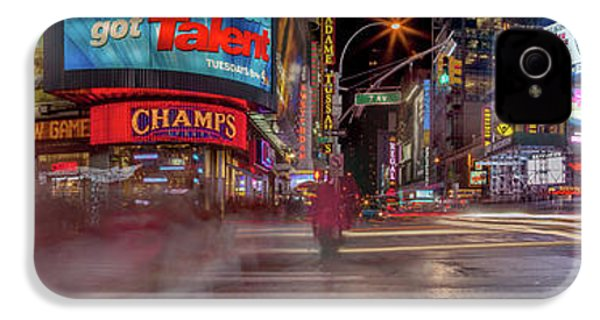 Nights On Broadway IPhone 4s Case by Az Jackson