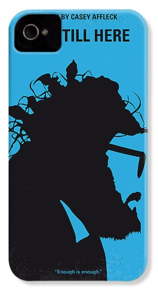 No637 My I Am Still Here Minimal Movie Poster IPhone 4s Case