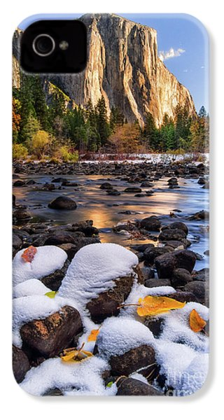 November Morning IPhone 4s Case by Anthony Michael Bonafede
