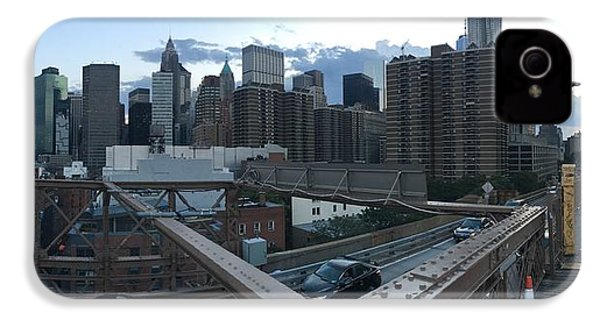 NYC IPhone 4s Case by Ashley Torres