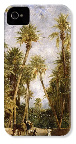 Oasis At Lagrount  IPhone 4s Case
