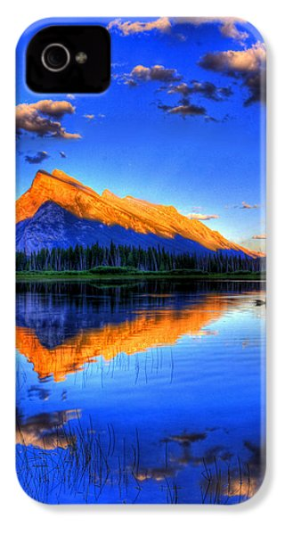 Of Geese And Gods IPhone 4s Case