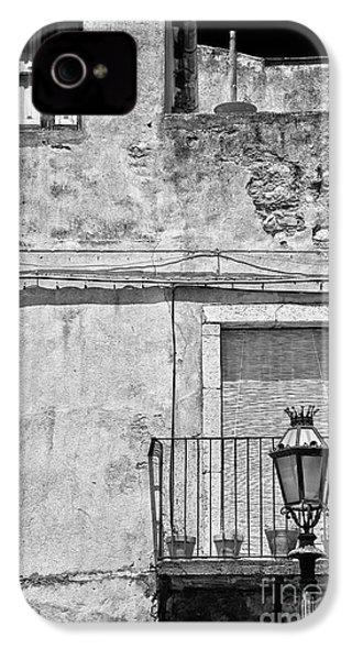 Old House In Taormina Sicily IPhone 4s Case