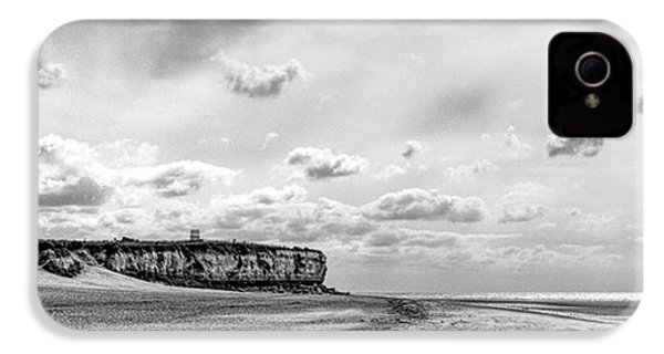 Old Hunstanton Beach, Norfolk IPhone 4s Case by John Edwards